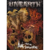 Unearth - Alive From The Apocalypse (2DVD, 2008)