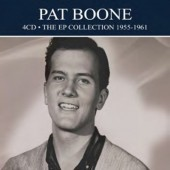 Pat Boone - EP Collection 1955-1961 (4CD BOX, 2018)