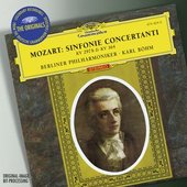 Mozart, Wolfgang Amadeus - MOZART Sinfonie concertanti / Böhm