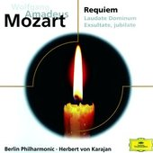 Mozart, Wolfgang Amadeus - Mozart: Requiem; Laudate Dominum; Exsultate, jubil