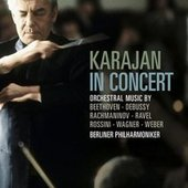 Berliner Philharmoniker - KARAJAN IN CONCERT DVD-VIDEO
