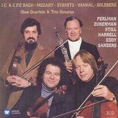 Itzhak Perlman - Baroque Albums: Oboe Quartets & Trio Sonatas