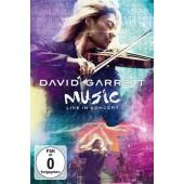 David Garrett - Music - Live In Concert (DVD, 2012)