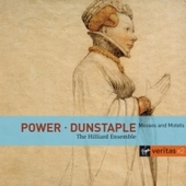 Hilliard Ensemble - Power / Dunstaple: Masses and Motets