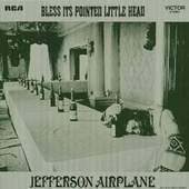 Jefferson Airplane - Bless Its Pointed Little Head (Edice 2004) EXP.EDIT.+3BONUS TRACKS