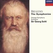 Georg Solti, Chicago Symphony Orchestra - Symfonie č. 1-4 (4CD BOX 1991)