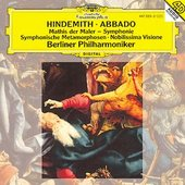 Hindemith, Paul - HINDEMITH  »Mathis der Maler« / Abbado