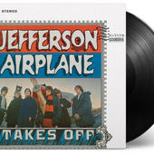 Jefferson Airplane - Takes Off (Edice 2015) - 180 gr. Vinyl