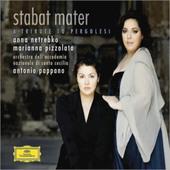 Giovanni Battista Pergolesi / Anna Netrebko, Marianna Pizzolato, Antonio Pappano - Stabat Mater (2011) /Limited edition