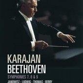 Beethoven, Ludwig van - BEETHOVEN Symphonie 7+9 Karajan DVD-VI