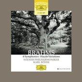 Brahms, Johannes - BRAHMS 4 Symphonies / Böhm