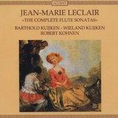 Jean-Marie Leclair - Complete Flute Sonatas