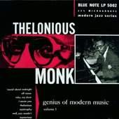 Thelonious Monk - Genius of Modern Music Vol.1