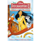 Film/Animovaný - Pocahontas 2: Cesta do Nového světa (Videokazeta)