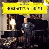 Vladimir Horowitz - HOROWITZ AT HOME Mozart, Schubert, Liszt