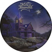 King Diamond - Them (Limited Picture Vinyl, Edice 2018) – Vinyl