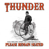 Thunder - Please Remain Seated (2019)