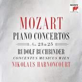 Nikolaus Harnoncourt - Mozart: Piano Concertos Nos. 23 & 25
