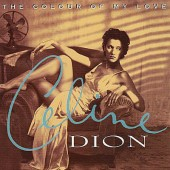 Céline Dion - Colour Of My Love (Edice 2001)