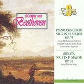 Ludwig Van Beethoven - Piano Concerto Nr. 5 / Sonata Nr. 6 (Edice 2000)