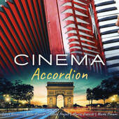 Various Artists - Cinema Accordion (Digipack, 2019)