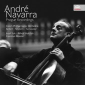 André Navarra - Prague Recordings (5CD BOX, 2017)