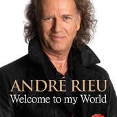 André Rieu - Welcome to My World Part 1: Episodes 1-4 (DVD, 2016)