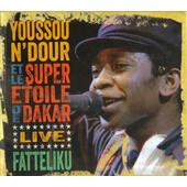 Youssou N'Dour Et Le Super Etoile De Dakar - Live – Fatteliku (Edice 2017)