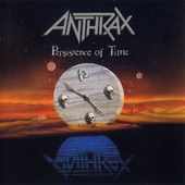 Anthrax - Persistence Of Time (Edice 1995)