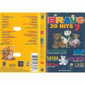 Various Artists - 20 Bravo Hits 7 (Kazeta, 1999)