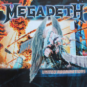 Megadeth - United Abominations (Remaster 2019) – Vinyl