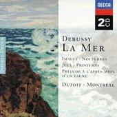 Debussy, Claude - Debussy La Mer; Jeux Orchestre Symphonique de Mont