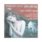 Antonín Dvořák,Josef Suk - Moravské Dvojzpěvy /Deset písní