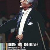 Leonard Bernstein - BEETHOVEN CYCLE II Symphonien 2,6,7