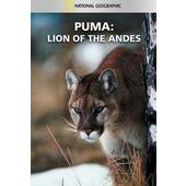 Film/Dokumentární - Puma - Horský lev (Videokazeta)
