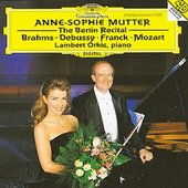 Anne-Sophie Mutter - ANNE-SOPHIE MUTTER - THE BERLIN RECITAL