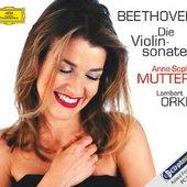 Beethoven, Ludwig van - BEETHOVEN The 10 Violin Sonatas / Mutter, Orkis