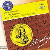 Brahms, Johannes - BRAHMS 4 Symphonies / Jochum