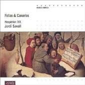 Jordi Savall - Folias & Canarios