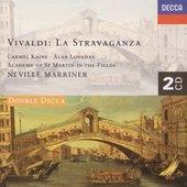 Vivaldi, Antonio - Vivaldi La stravaganza Carmel Kaine/Alan Loveday