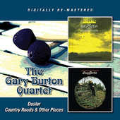Gary Burton Quartet - Duster/Country Roads & Other Places