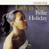 Billie Holiday - Lady In Satin (Reedice 2015) - 180 gr. Vinyl
