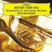 Previn, André - R. STRAUSS Horn Concertos Nos. 1 + 2 / Previn