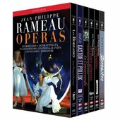 Jean-Philippe Rameau - Rameau Operas Boxed Set