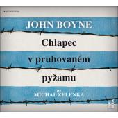 John Boyne - Chlapec vpruhovaném pyžamu (MP3, 2019)
