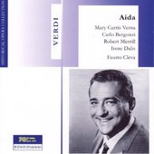 Giuseppe Verdi - Aida /Live New York 1957 (2010)