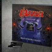 Saxon - Battering Ram (2015) - 180 gr. Vinyl