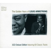 Louis Armstrong - Golden Years Of Louis Armstrong (3CD Deluxe Edition, 2003)