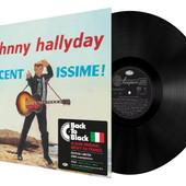 Johnny Hallyday - Recentissime! (Mono Edice 2016) - 180 gr. Vinyl