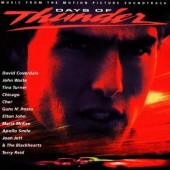 Soundtrack - Days Of Thunder / Bouřlivé Dny (Music From The Motion Picture Soundtrack, 1990)
